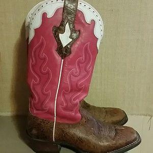 Ariat Caliente cowboy boots 7b
